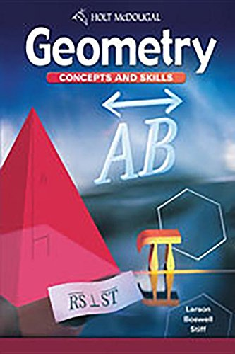 Geometry: Concepts and Skills