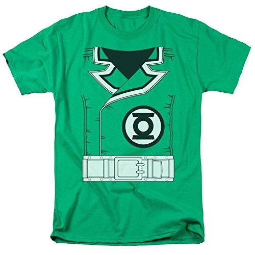 Green Lantern - Guy Gardner T-Shirt Size (Guy Gardner Costume)