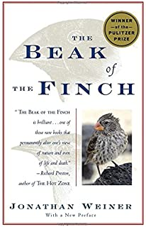 in the light of evolution essays from the laboratory and field  the beak of the finch a story of evolution in our time