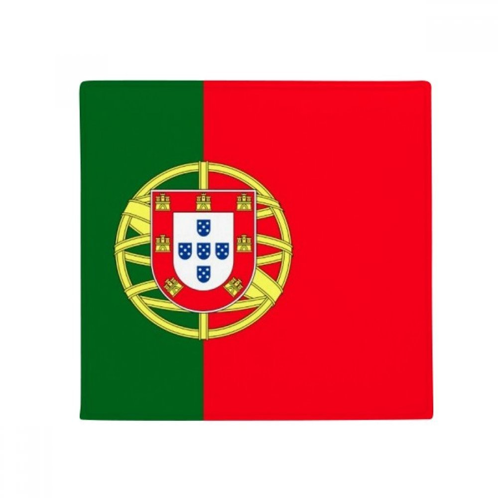 60X60cm DIYthinker Portugal National Flag Europe Country Anti-Slip Floor Pet Mat Square Bathroom Living Room Kitchen Door 60 50Cm Gift