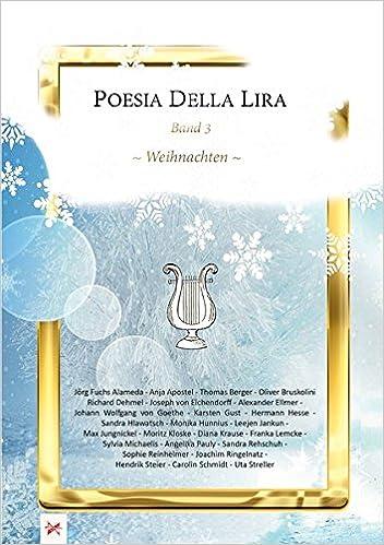 Hermann Hesse Weihnachten.Poesia Della Lira Band 3 Weihnachten Thomas Berger