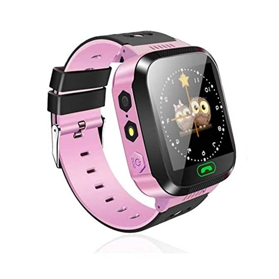 Kids Wristwatch Touch Screen Anti-Lost Smartwatch Great Gift ...