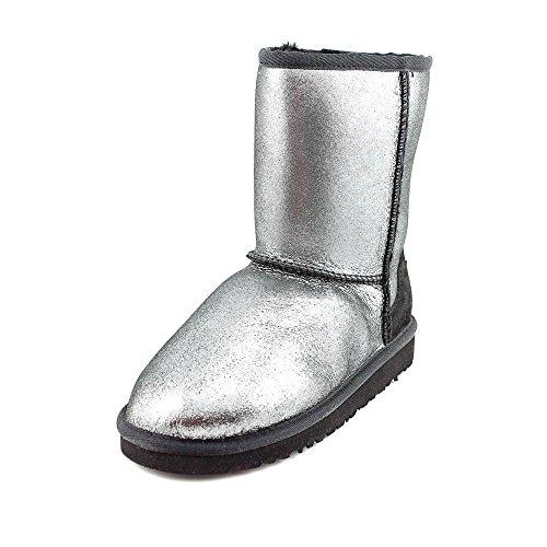 UGG Men's 1000792Y Classic Glitter Boots, Black, 6 ()