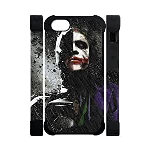 Customize Batman Joker Dual-Protective 3D Polymer Case for IPhone 5/5S by icecream design