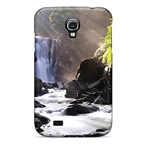 Hot Style GdFfkZf8848CKHFU Protective Case Cover For Galaxys4(nei Dong Waterfall)