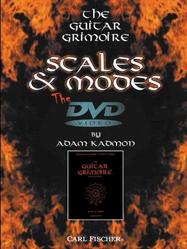 Adam Kadmon: Guitar Grimoire - Scales and ()