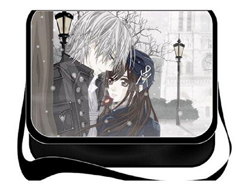 (YOYOSHome® Vampire Knight Anime Cartoon Canvas Messenger Bag Shoulder)