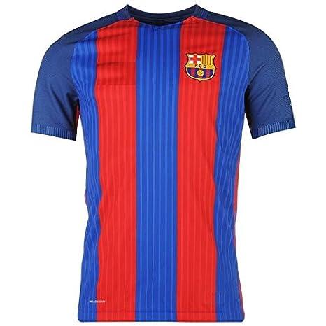 06469eb9bd9 Aurion Barcelona FCB Football Team Home Jersey (T Shirt+Shorts) for kids (