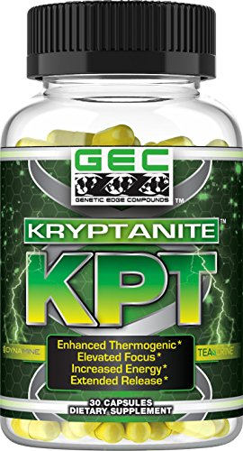 GEC Kryptanite Enhanced Thermogenic ()