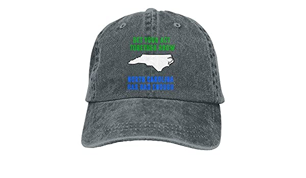 2703a17bde41b DFLJQ Get Your Act Together Snow Unisex Baseball Cap Cowboy Hat Dad Hats  Trucker Hat at Amazon Men s Clothing store