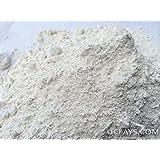 Kaolin Clay Powder (Grind) Edible Natural for Eating (Food) and Facial Detox, 4 oz (113 g)