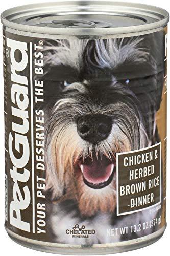 Petguard Dog Adult Chicken Rice Herb, 14 oz