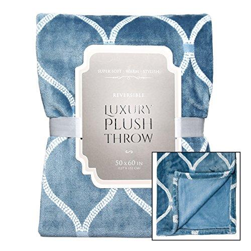 Davon Luxury Fleece Blanket Reversible product image