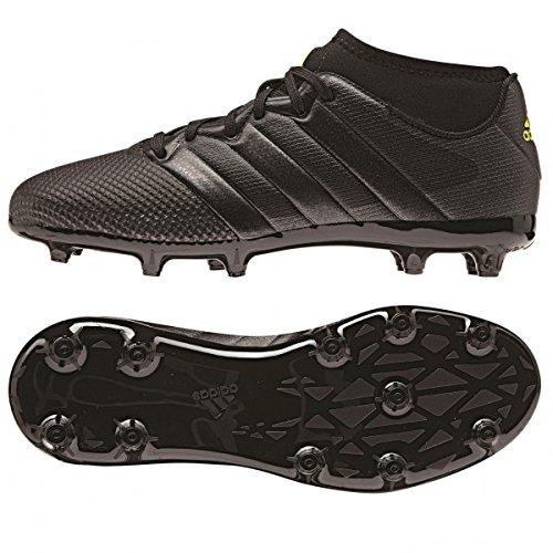 adidas Kinder Fussballschuhe ACE 16.3 PRIMEMESH FG/AG core black/core black/solar yellow 35 1/2