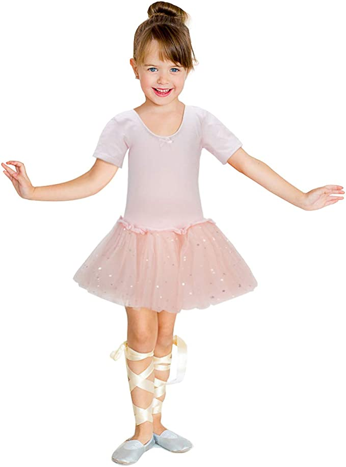 """Toddler/'s 15/"""" Long Mermaid Tutu with Silver Sequin//Glitter top layer"""