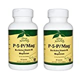 Cheap Terry Naturally/Europharma P-5-P/Mag -60 Capsules -2 Pack