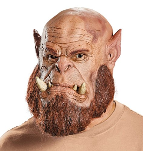 Disguise Orgrim Deluxe Adult Mask-