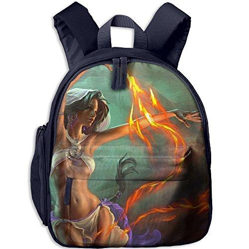 Mystical Gypsy Cute Personalized Book Kid Bag For Kids School Kindergarten Backpacks