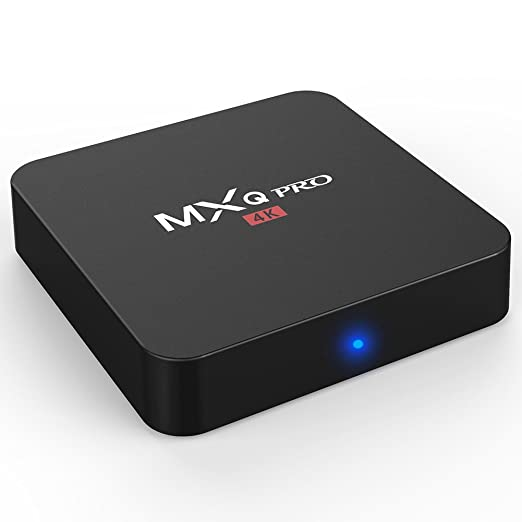 168 opinioni per Zenoplige MXQ Pro Android Smart TV Box Amlogic905x Android 6.1 Lollipop OS Quad
