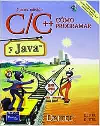 Cómo Programar En C,C++ Y Java: Amazon.es: H.M. Deitel: Libros