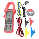 Clamp Meter - Professional UNI-T UT233 Handheld Intelligent Digital Multimeter Power Clamp Meter with USB Interface