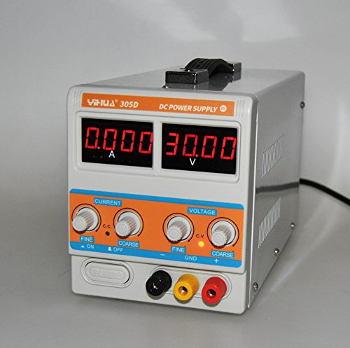Weber Displays YIHUA 30V 5A Digital Precision DC Power for sale  Delivered anywhere in Canada