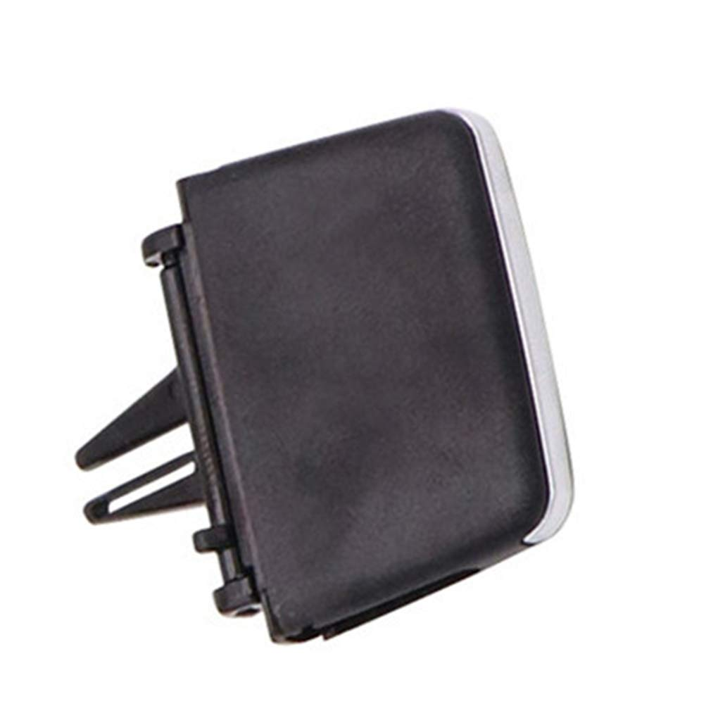 Censhaorme A//C Aile de Sortie dair de Ventilation Direction R/églage Choisissez longlet Remplacement du Clip pour BMW S/érie 3 E90 Accessoires Voiture