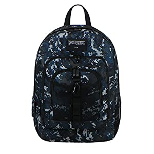 East West U.S.A BC104 Digital Camouflage Military Sports Backpack, Navy Camo