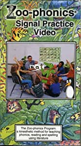 Zoo-phonics Signal Practice Video: A Kinesthetic Method for Teaching Phonics, Reading and Spelling Using Literature