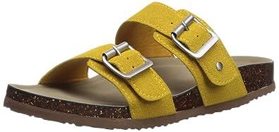 45cc500b6 Amazon.com | Madden Girl Women's Brando Flat Sandal | Flip-Flops
