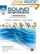 #6: Sound Innovations for Concert Band, Bk 1: A Revolutionary Method for Beginning Musicians (B-flat Trumpet), Book & Online Media