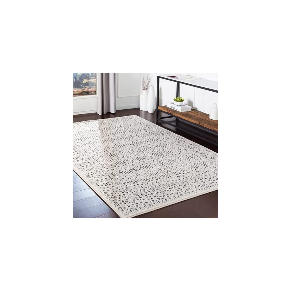 """Sattley Updated Traditional Farmhouse 5'3"""" x 7'3"""" Area Rug"""