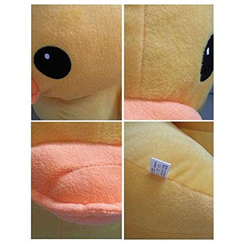 best Peigee 30CM Plush Yellow Duck Soft Stuffed Animal Toy for Kids ...