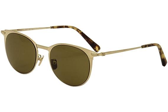 3f3e6344ee Sunglasses Brioni BR0012S BR 0012 12S S 12 003 GOLD   BROWN   GOLD ...