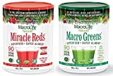 MacroLife Macro Green and Miracle Reds Combo Pack 30oz