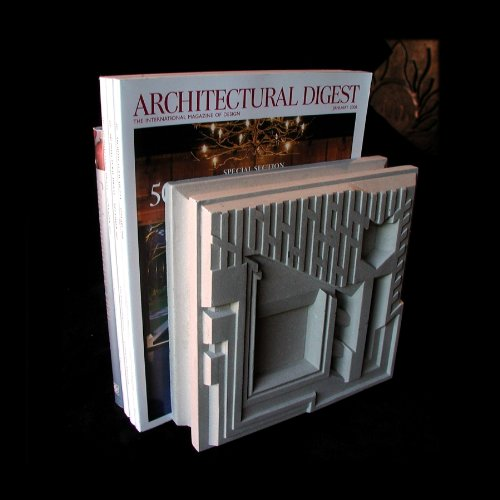 Frank Lloyd Wright Gifts Bookends - Freeman Design (more designs avail!)