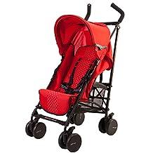 guzzie+Guss Pender Umbrella Stroller, Red