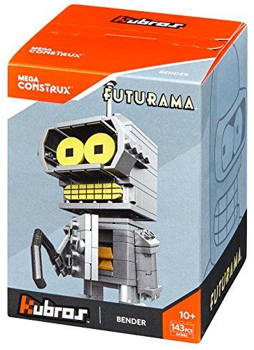 Mega Construx Kubros Futurama Bender Building Kit