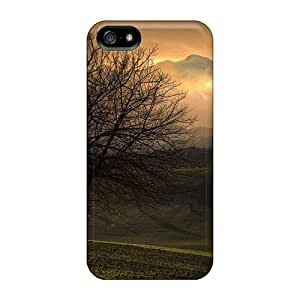 For Iphone 5/5s Fashion Design The Old Case-Ubt1574XAiL
