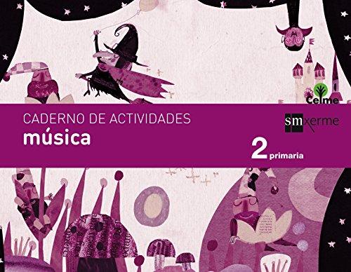 Descargar Libro Caderno Música. 2 Primaria. Celme Fátima Batista Ponce