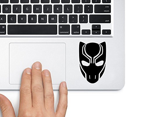 Decal Black Panther Marvel - Apple Macbook Laptop Vinyl Stic