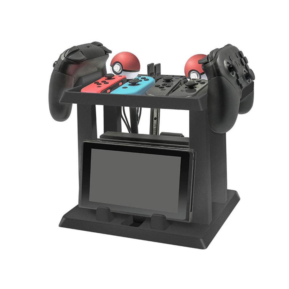 switch multi-function storage stand, game console handle - game cassette - - cassette shelf ad78c4