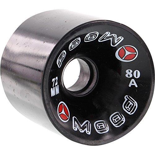 oust-bearings-mood-black-skateboard-wheels-72mm-80a-set-of-4-by-oust-bearings