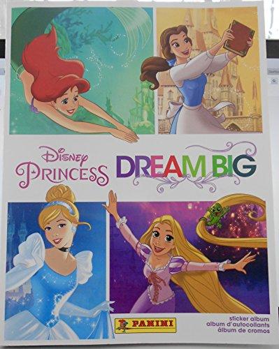 Disney Princess Dream Big Sticker Album