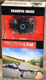 Sharper Image Hd 720p Action Cam, 8 Megapixel Digital Video with 4 Gb Storage