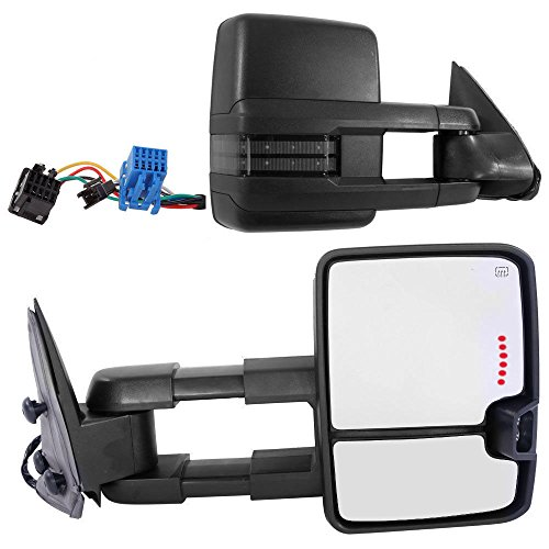 06 chevy tow mirrors - 2