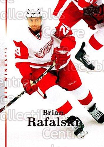 (CI) Brian Rafalski Hockey Card 2007-08 Upper Deck (base) 253 Brian Rafalski (08 Upper Deck Ice)