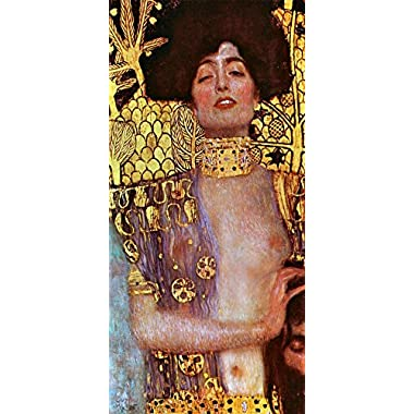 The Museum Outlet - Judith by Klimt - Canvas Print Online Buy (24 X 32 Inch)