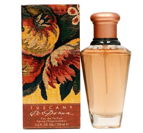 Donna Parfum - TUSCANY PER DONNA Perfume. EAU DE PARFUM SPRAY 3.3 oz / 100 ml By Aramis - Womens