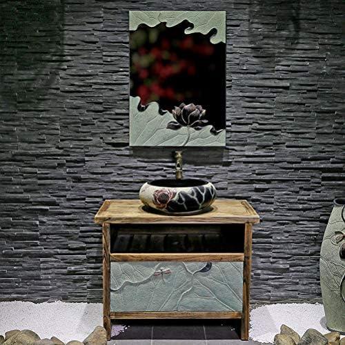 中国のクリエイティブ洗面上記カウンター盆地ガーデンホテル洗面アート内閣コンビネーション P3/18